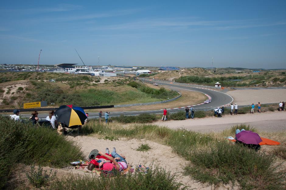 Die Formel 1 kehrt in die Dünen von Zandvoort zurück.