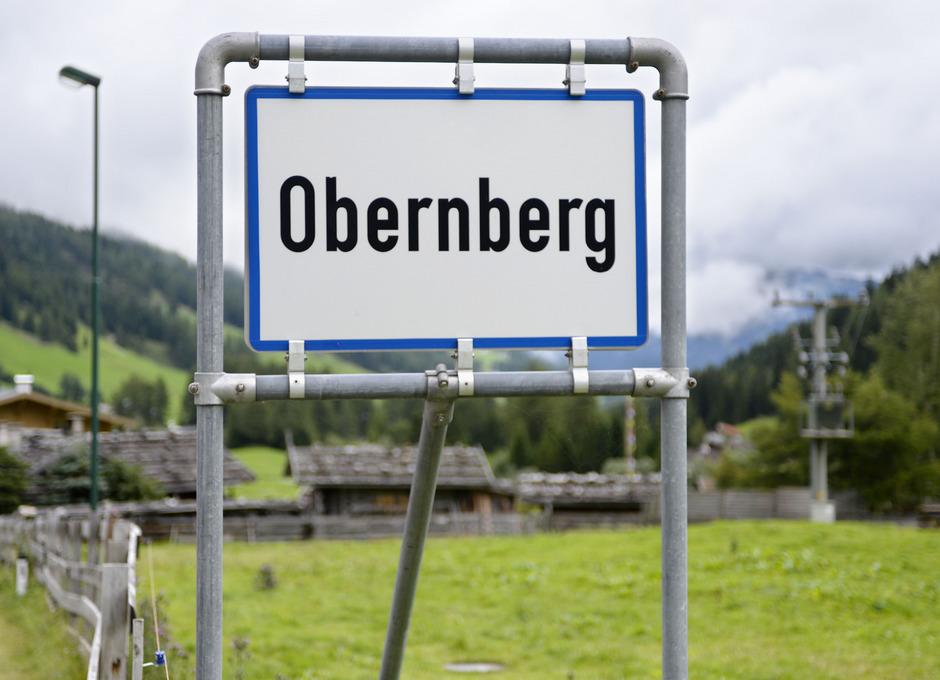 Die Gemeinde Obernberg liegt beschaulich, manche Konflikte laufen hingegen emotional ab.