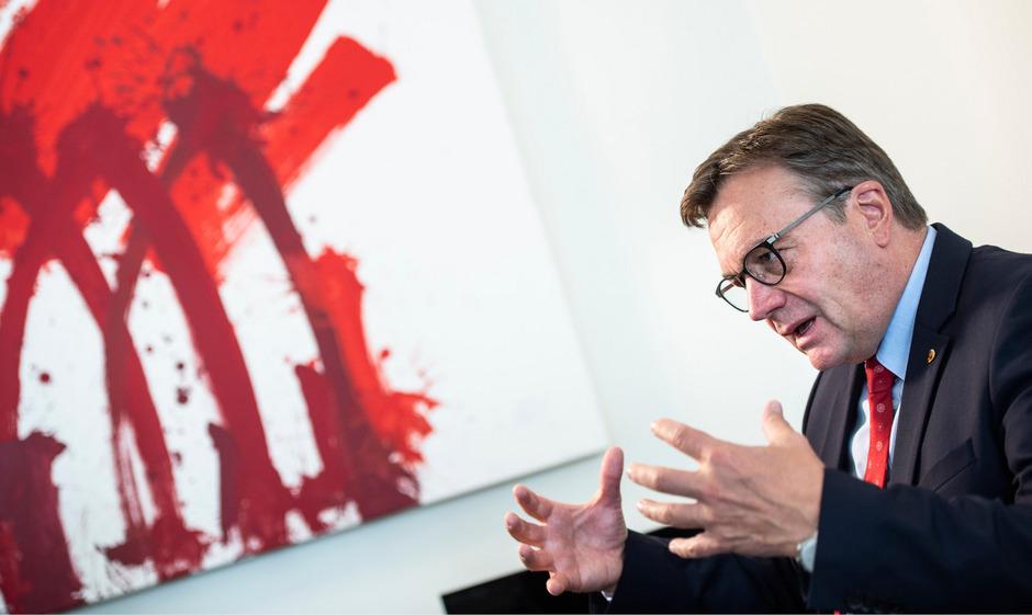 Tirols Landeshauptmann Günther Platter (ÖVP).