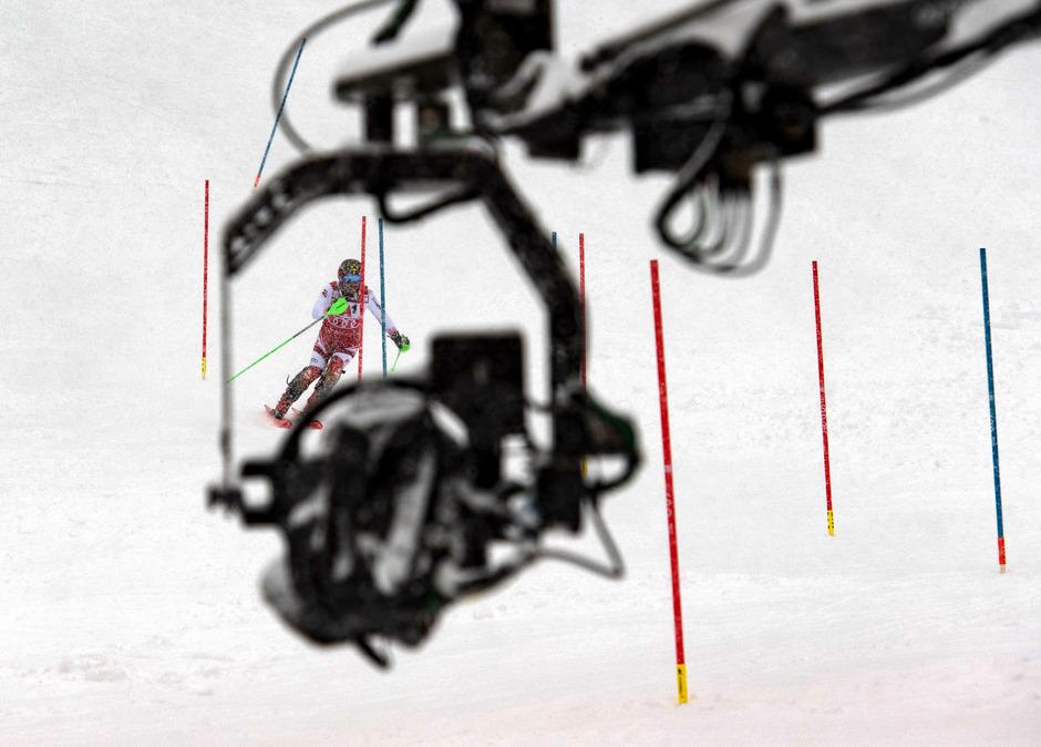 Die alpinen Skirennen sind fest in öffentlich-rechtlicher Hand.