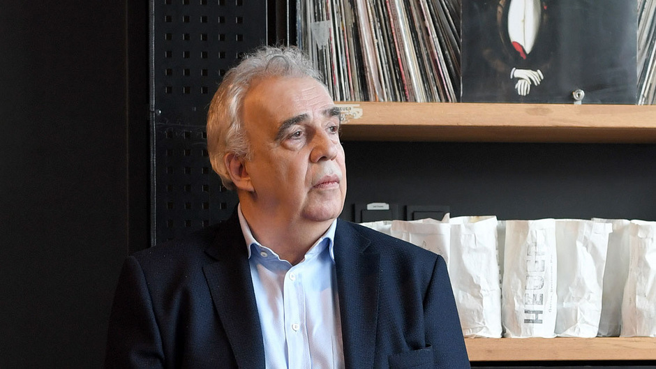 """Johannes Voggenhuber führt die """"Initiative 1 Europa"""" an, unterstützt von der Liste """"Jetzt"""". 1995 bis 2009 war er EU-Mandatar der Grünen."""