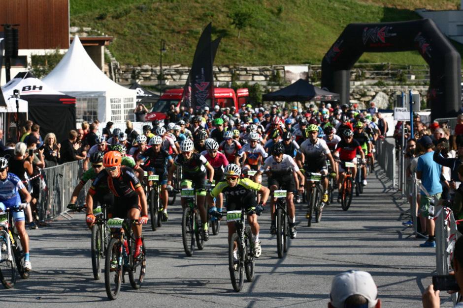 Rund 800 Teilnehmer werden heuer zum Jubiläum des Ironbike-Festivals in Ischgl erwartet. Auf vielen Strecken kämpfen die Radler dabei um ein sattes Preisgeld und um Weltcuppunkte.