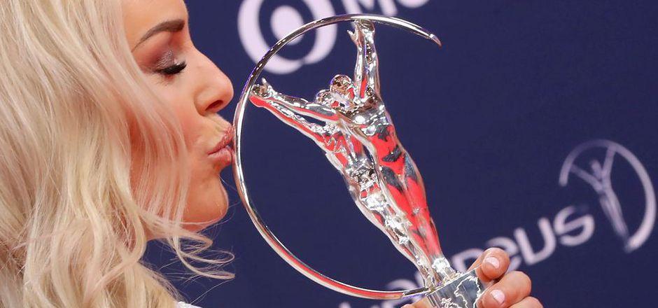 Den Laureus-Award durfte Lindsey Vonn bereits küssen, im Oktober bekommt die Ski-Pensionistin den Prinzessin-von-Asturien-Preis überreicht.