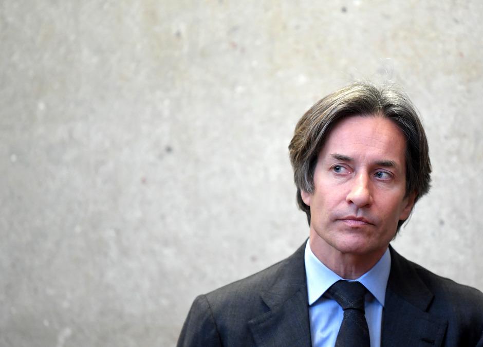 Österreichs Ex-Finanzminister Karl-Heinz Grasser. (ÖVP/FPÖ)