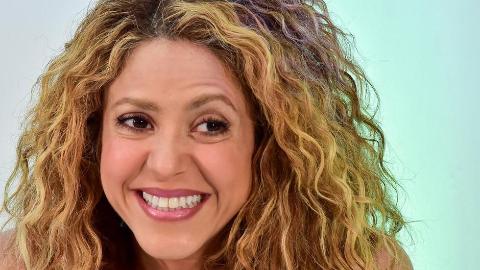 Die kolumbianische Sängerin Shakira.