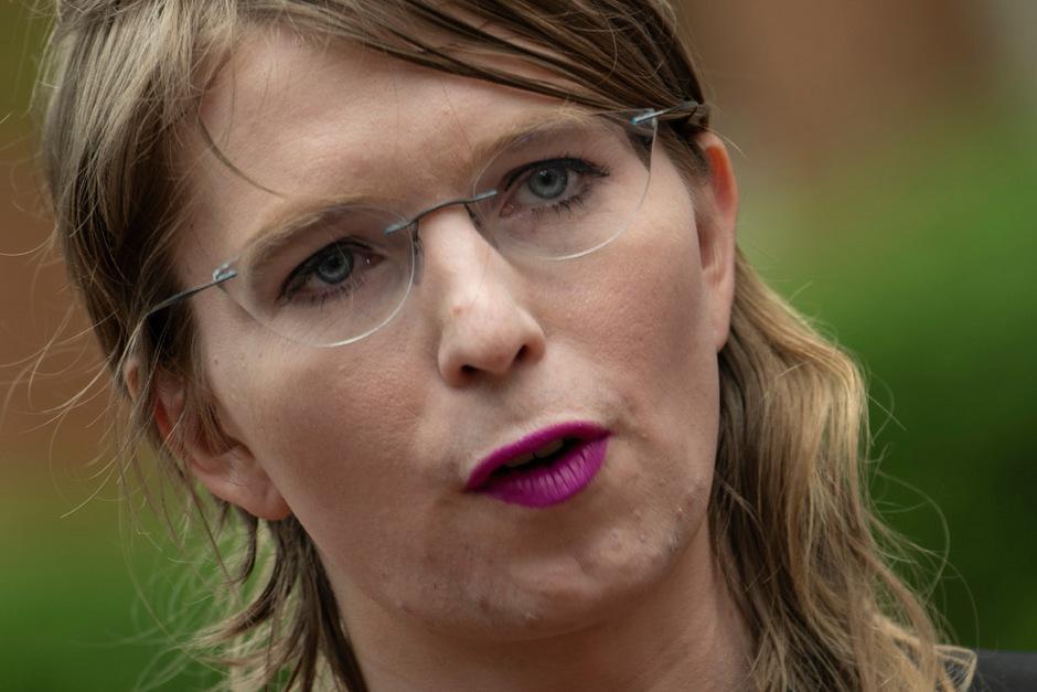 WikiLeaks-Informantin Chelsea Manning.