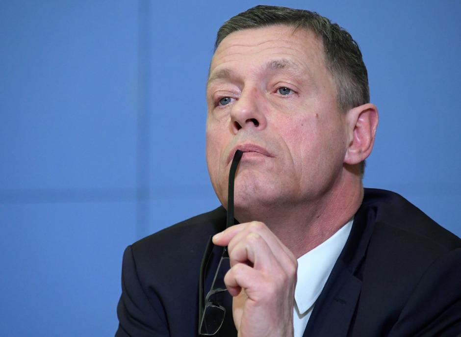 Justiz-Generalsekretär Christian Pilnacek steht im Zentrum einer beispiellosen Affäre.