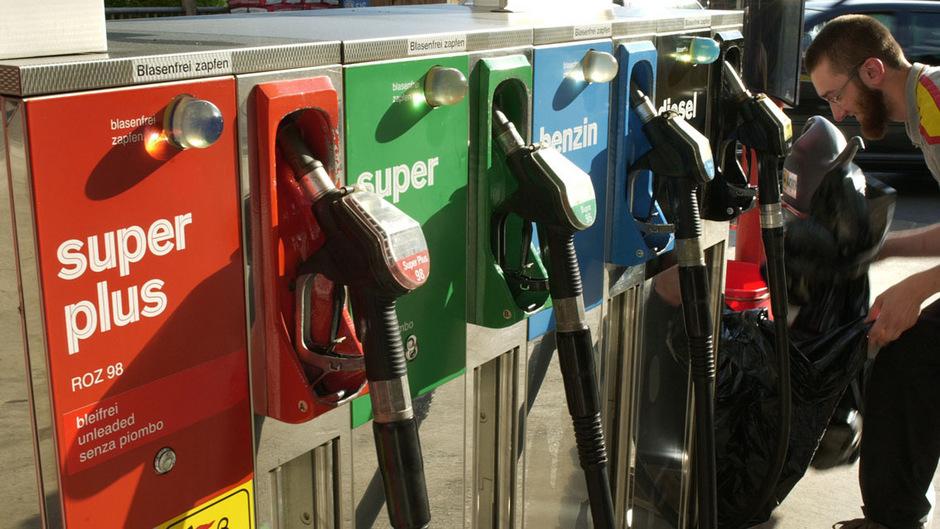 Neben dem Wohnen waren vor allem Treibstoffe ein Preistreiber. (Symbolfoto)