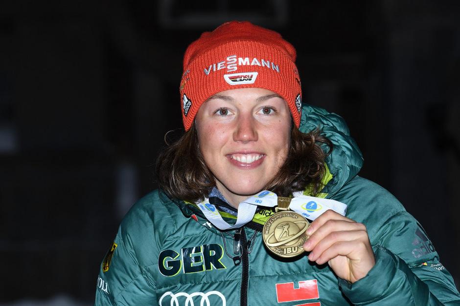 Laura Dahlmeier beendet mit nur 25 Jahren ihre sportliche Laufbahn.