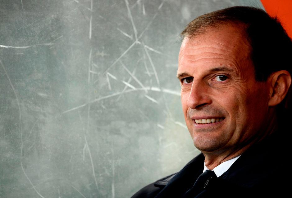 Muss bei Juve seinen Hut nehmen: Coach Allegri.