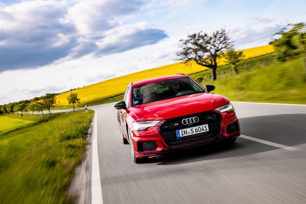 Auch im S6 Avant kommt der Dreiliter-V6-Diesel zum Einsatz – mit 700 Newtonmetern maximalem Drehmoment.