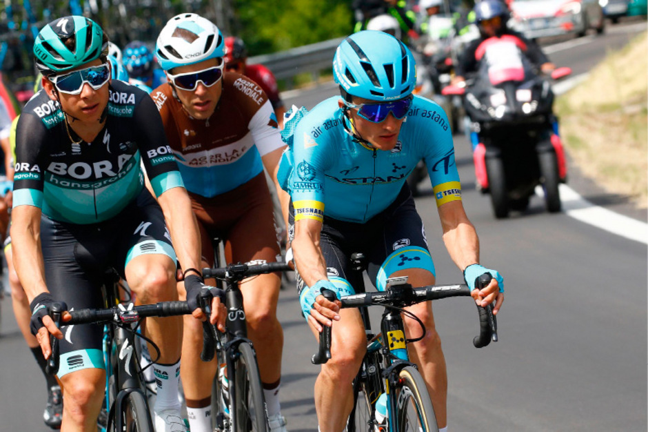 Pello Bilbao entschied die 7. Etappe für sich.