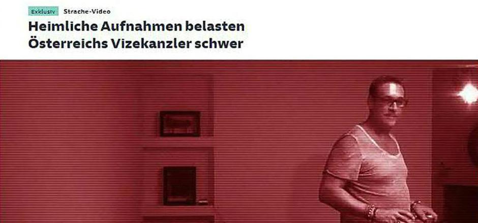 Das Skandal-Video von Ibiza hat FPÖ-Chef Heinz-Christian Strache und Klubobmann Johann Gudenus zu Fall gebracht.