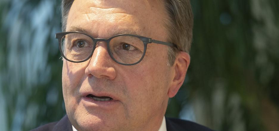 """Landeshauptmann Günther Platter: """"Ich schließe nie eine demokratisch legitimierte Partei aus, aber es kommt stets auf die Personen an."""""""