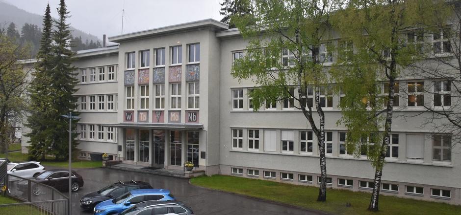 Im Herz Plansees, dem Verwaltungsgebäude, wurde in der Nacht auf Sonntag eingebrochen.