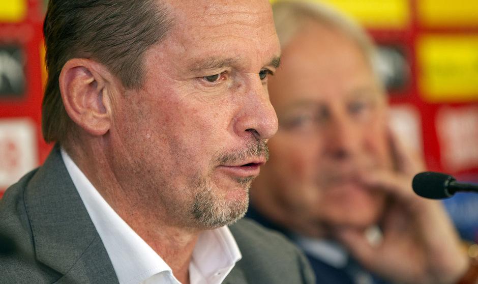 Werner Gregoritsch und Leo Windtner haben bei der U21-EM Großes vor.