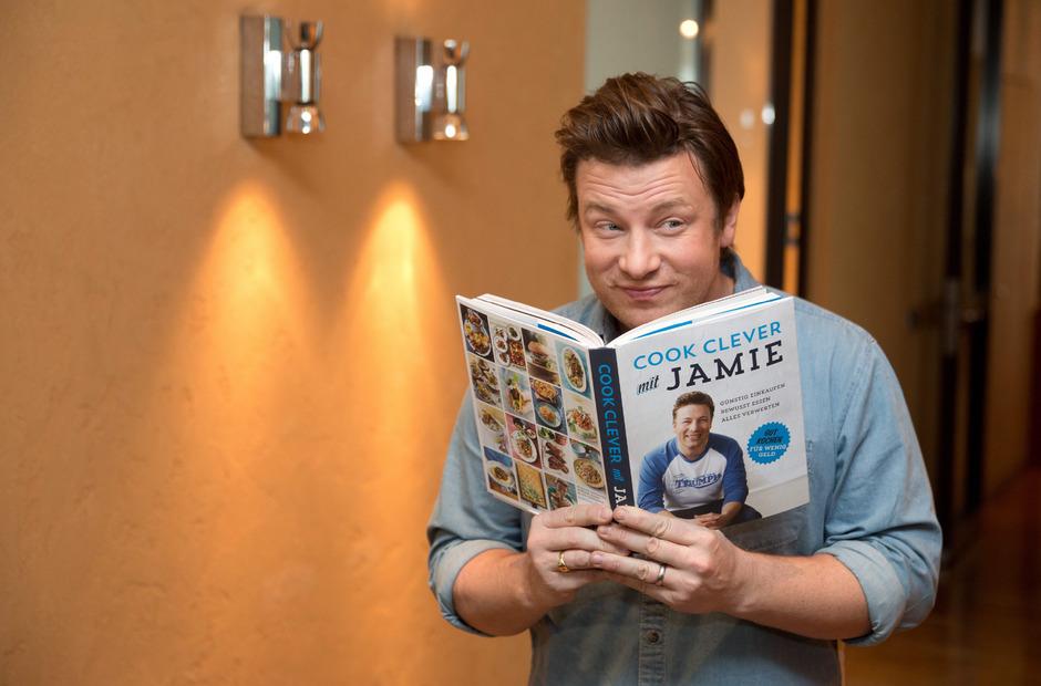 Star-Koch Jamie Oliver.