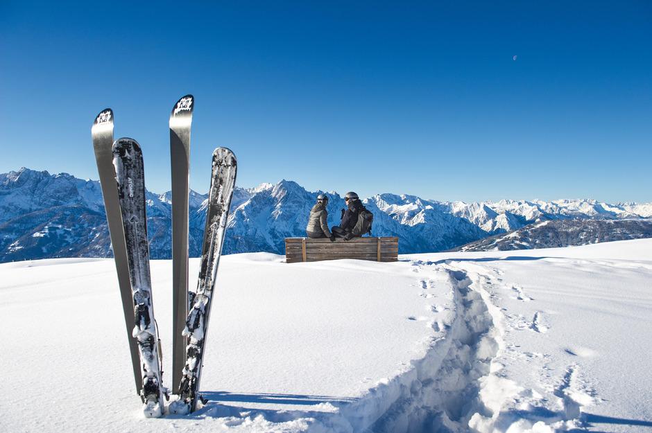 Die Ski wurden abgeschnallt, die Wintersaison in Osttirol ist beendet.