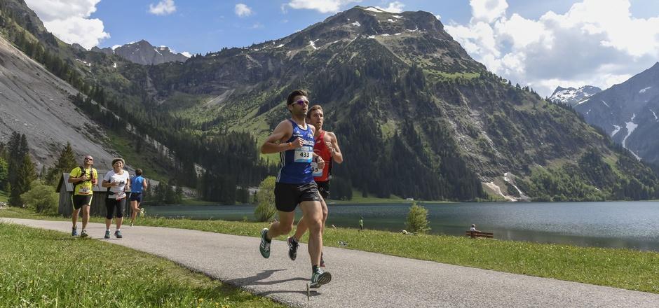 Der Seen-Lauf soll 1000 Läufer nach Tannheim locken.