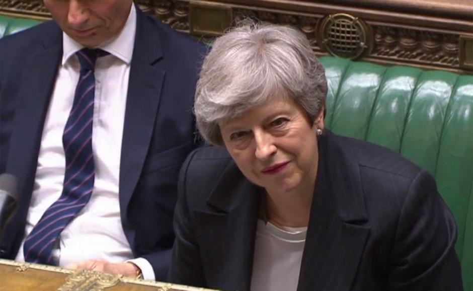 Sind die Tage von Theresa May als Premierministerin gezählt?