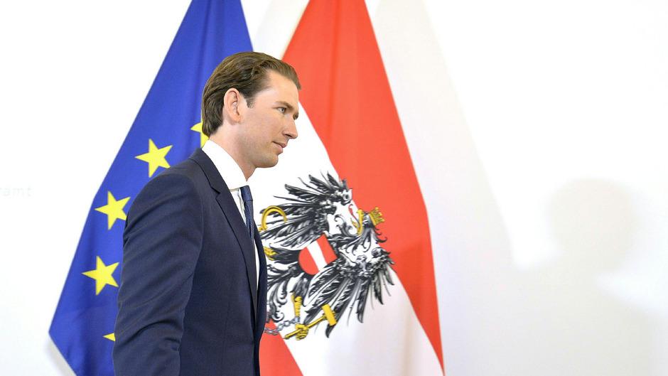 Sebastian Kurz führt seit Mittwoch eine Minderheitsregierung. Am Montag geht es um seinen Kanzlersessel.