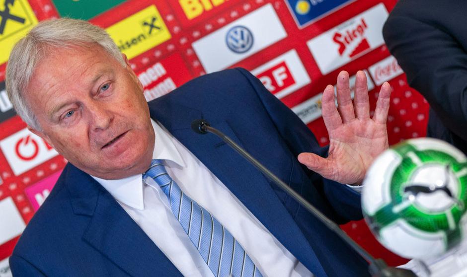 Leo Windtner will nicht von zusätzlichen WM-Startplätzen für Europa abhängig sein.