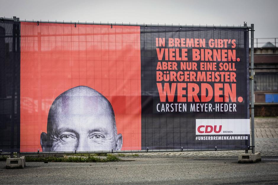 Carsten Meyer-Heder will als erster CDU-Politiker Bremer Bürgermeister werden – durchaus mit Humor.