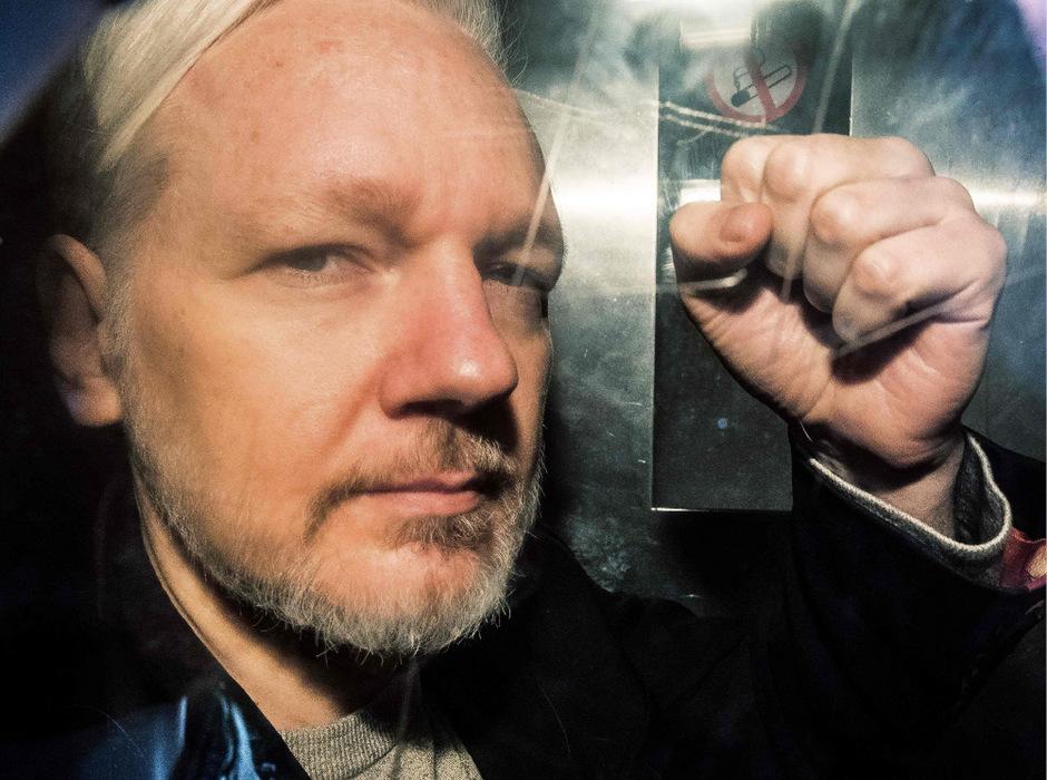 Julian Assange sitzt derzeit in London in Haft.