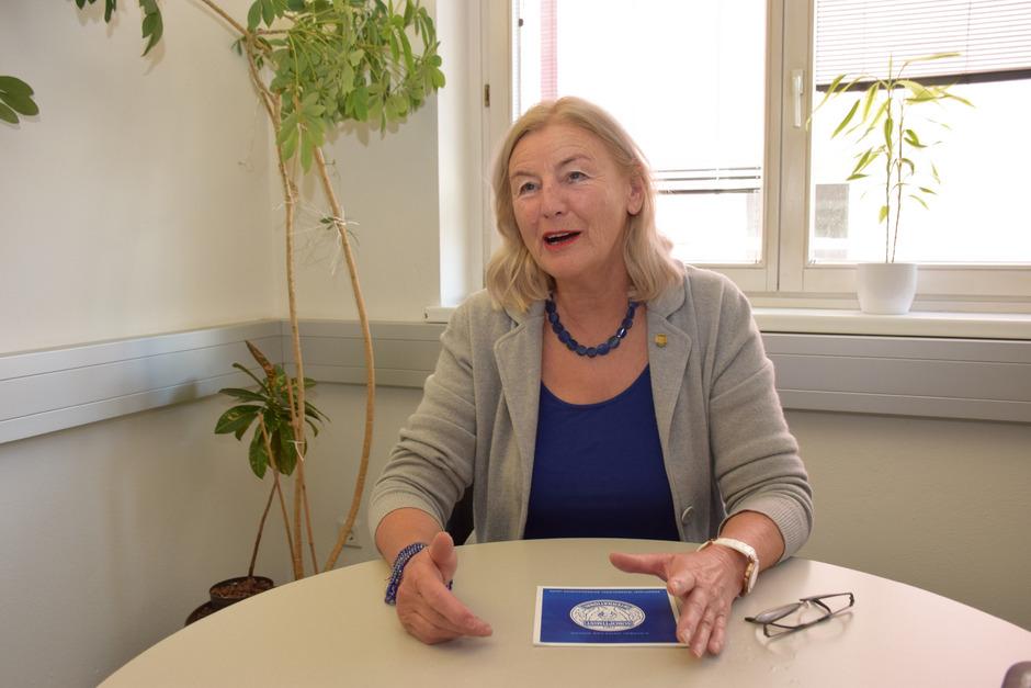 """Dorothea Kettner war seit der ersten Stunde des Kufsteiner Clubs mit dabei. Das """"Frausein"""" habe sich verändert, so die Soroptimistin."""