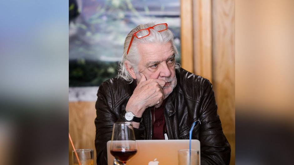 Nach 28 Jahren als Festivaldirektor will sich Helmut Groschup künftig vorrangig dem Schreiben widmen.