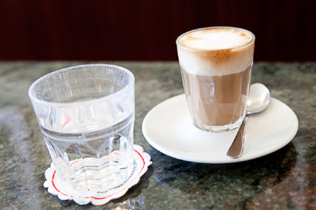 Berühmt ist die Stadt für ihre Kaffee-Kultur.