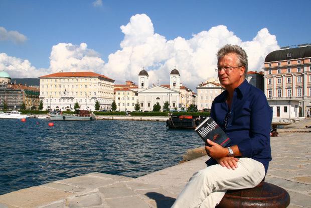Veit Heinichen lebt in Triest und schreibt Krimis über die Stadt.