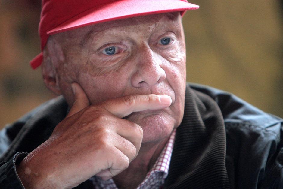 Niki Lauda starb im Alter von 70 Jahren.