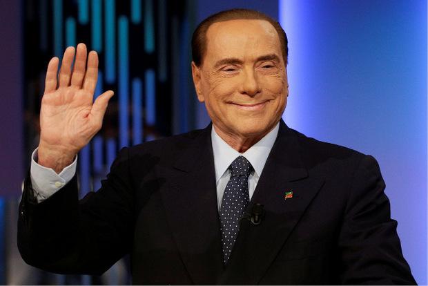 Silvio Berlusconi machte mit seinen Bunga-Bunga-Partys Schlagzeilen.