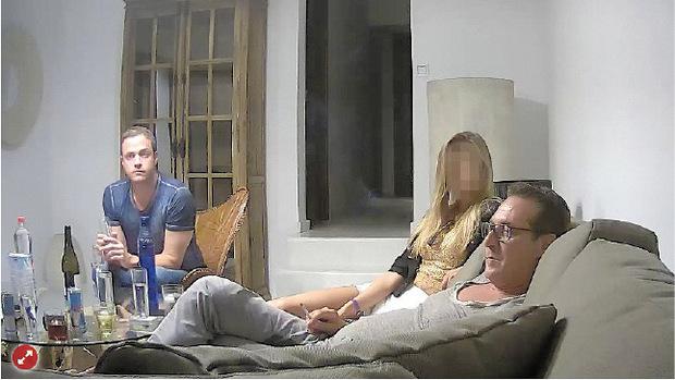 Das Ibiza-Video führte zum Rücktritt von HC Strache ...