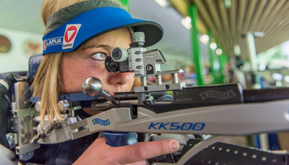 Franziska Peer lieferte einen starken Weltcup ab.
