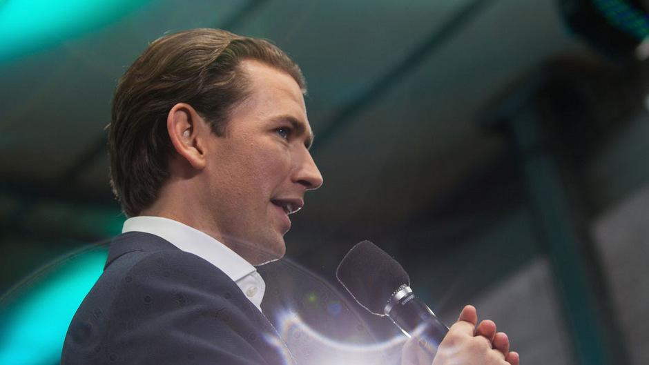 Bundeskanzler Sebastian Kurz (ÖVP) wird ein großer Anteil am Erfolg der ÖVP zugerechnet.
