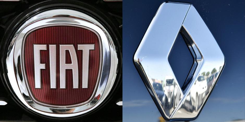 Der Autokonzern Fiat Chrysler schlägt eine Fusion mit Renault vor.