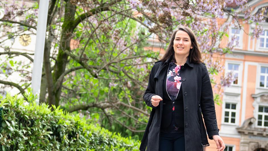 Barbara Thaler ist bereit für den Sprung ins EU-Parlament. Ihr Vorzugsstimmenwahlkampf scheint aufgegangen zu sein.