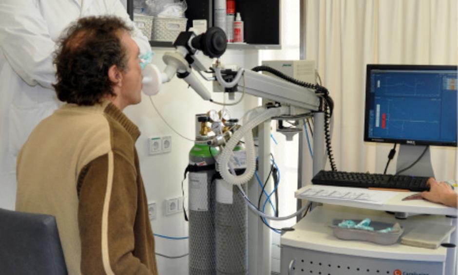 Auch in Tirol ist die Zahl der Todesfälle durch COPD besorgniserregend angestieben.