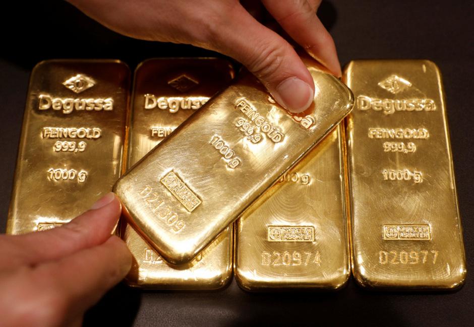 In vielen Währungen notiert Gold aktuell auf einem Allzeithoch.