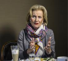 Die neue Aufsichtsratsvorsitzende der Tiroler Landesmuseen, Ex-Sacher-Chefin Elisabeth Gürtler