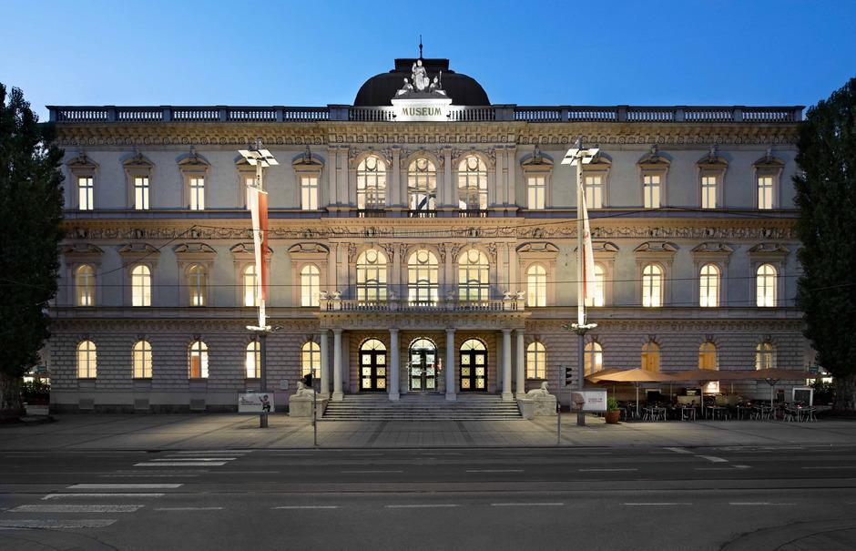 """Neben der stärkeren internationalen Ausrichtung soll das Ferdinandeum dann als eine Art """"Haus der Kunst"""" etabliert werden."""