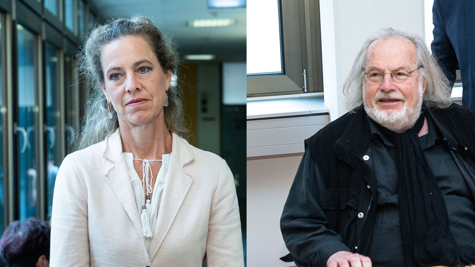 Sängerin Julia Oesch und Gustav Kuhn, der Ex-Intendant der Festspiele Erl, einigten sich vor dem Landesgericht auf einen Vergleich.