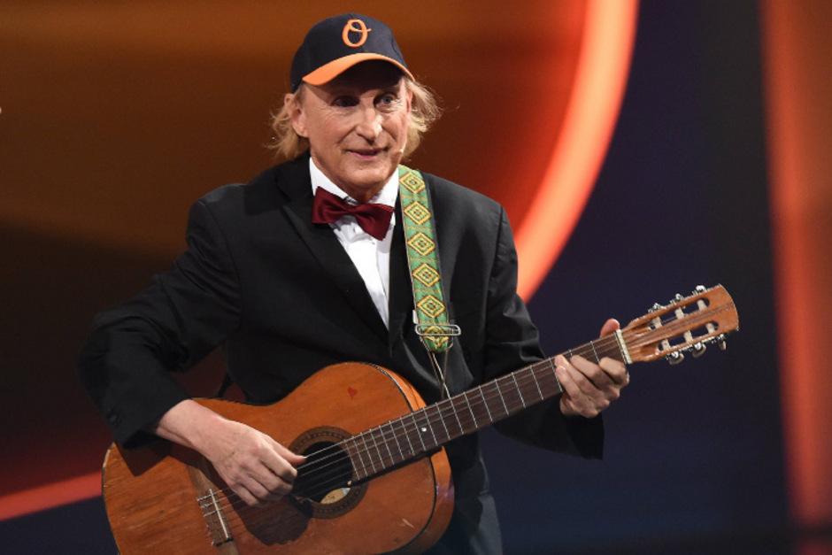 Komiker und Musiker Otto Waalkes wird bald als Ampelmännchen fungieren.