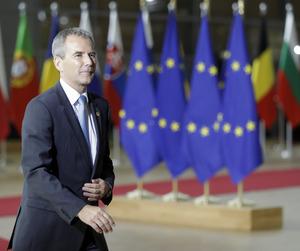 Österreichs Übergangskanzler Hartwig Löger (ÖVP).
