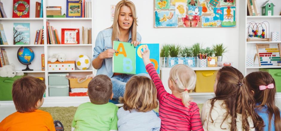 Im Kindergarten lernen Kinder fürs Leben – sozial, emotional und auch faktisch.