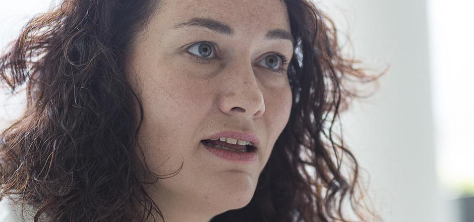 Ingrid Felipe. (Archivbild)