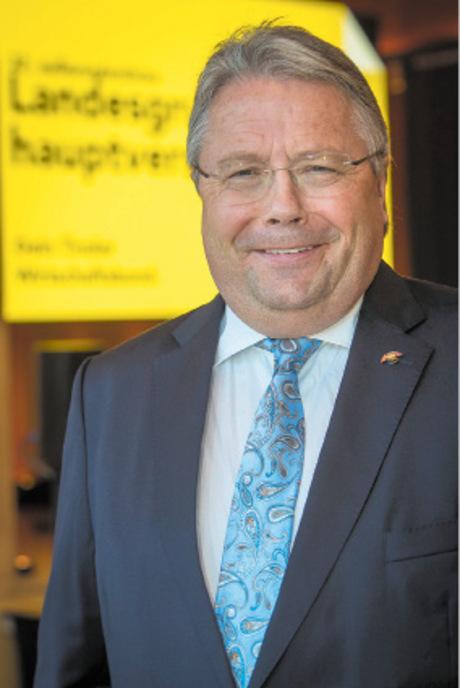 Franz Hörl verlässt vorläufig den Nationalrat.