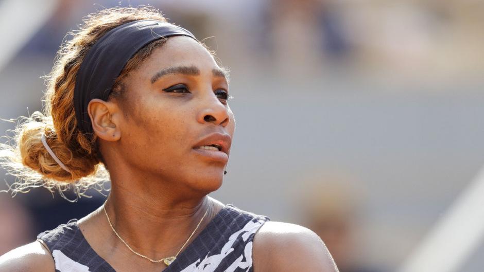 Locker in zwei Sätzen weiter: US-Tennissuperstar Serena Williams.
